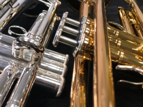 Yamaha Trumpet Pair Valves